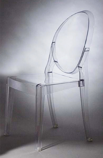 Signature Party Rentals  CHAIR GHOST 1648 Rentals
