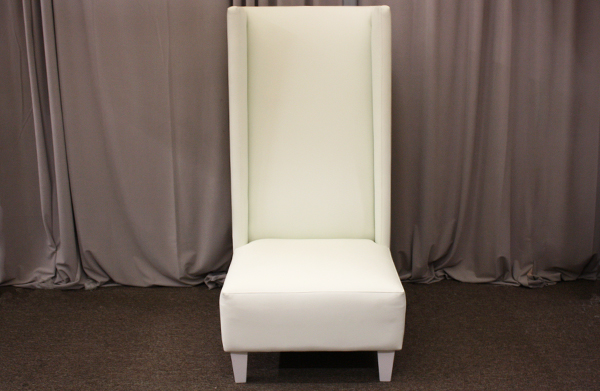 Signature Party Rentals High Back Love Seat Amp Chair