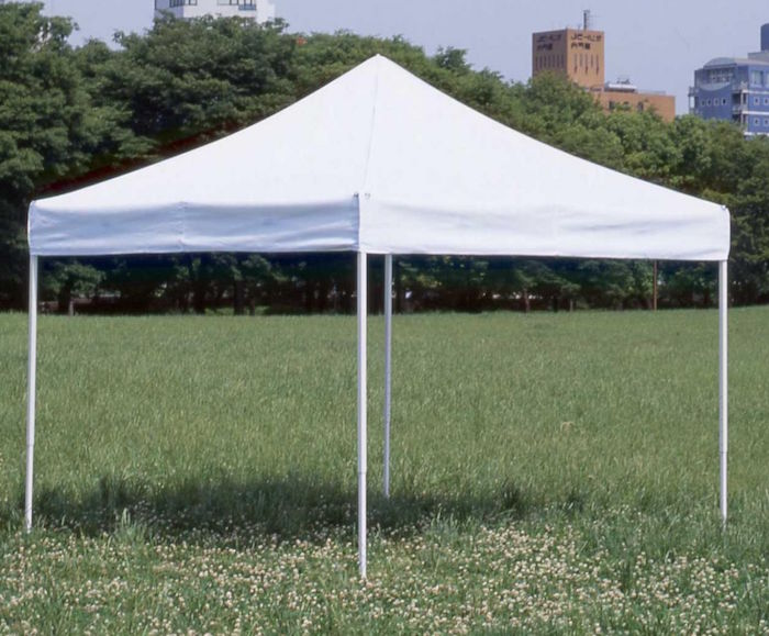 pop up canopy white easy up